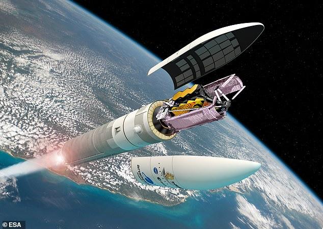 El telescopio espacial James Webb, una misión conjunta de la NASA, Europa y Canadá, ha recibido un 'lanzamiento' para su lanzamiento y el lanzacohetes pasó una revisión final.