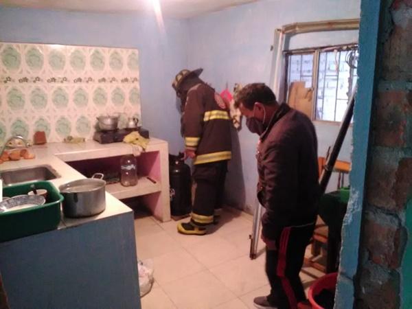 Emergencia en Pasto por explosión de pipeta de gas que dejó una persona lesionada