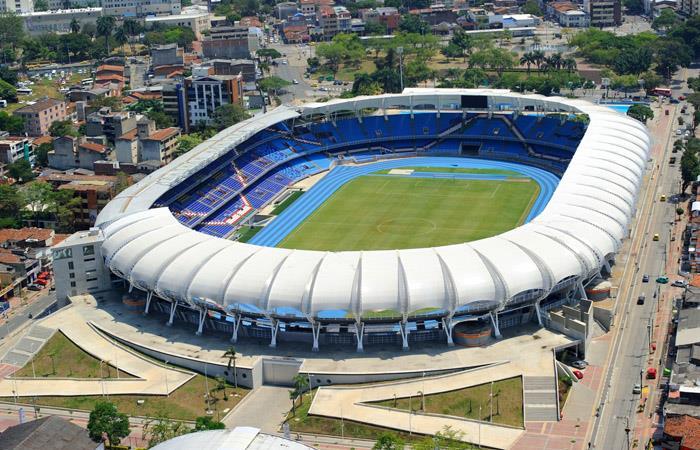 En estudio la capacidad del estadio Pascual Guerrero y las medidas de asistencia pública.