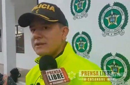 Ex Comandante de la Sijín en Casanare involucrado en escándalo por falsa captura de abusador de niños en Medellín