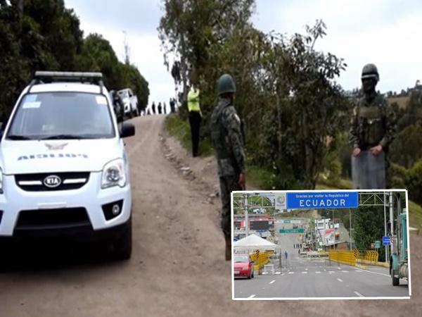 Expectativa Nariño: abrirían cuatro pasos fronterizos entre Colombia y Ecuador pero no el Puente de Rumichaca