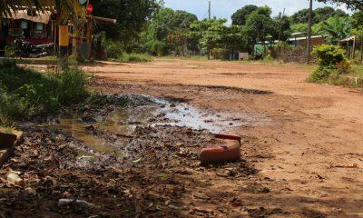 [FOTOS] Cumaribo: un hueco en cada esquina - Noticias de Colombia