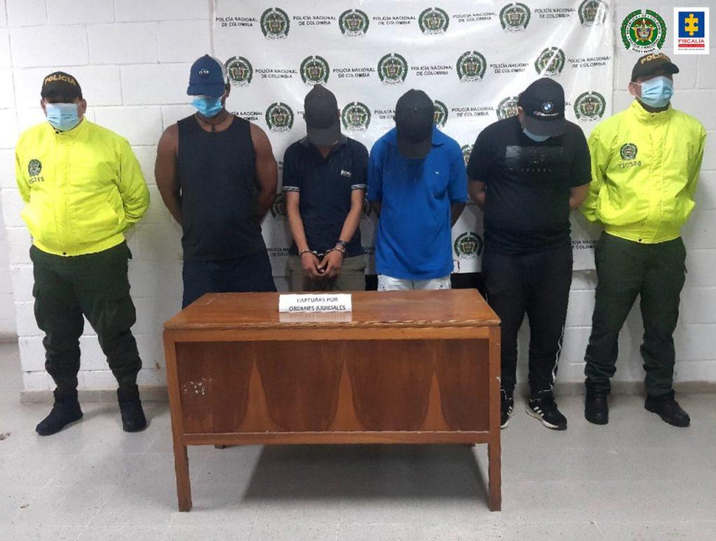 Fiscalía obtiene esclarecimiento de cinco homicidios en el municipio de Tarazá (Antioquia)