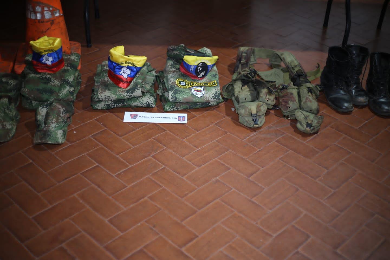 Francotiradores de la Dagoberto Ramos, muertos en medio de combates con ejército en Cauca