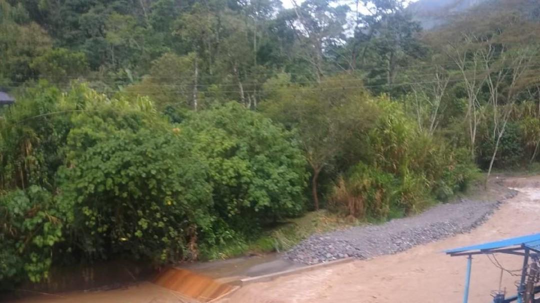 Fuertes lluvias originan afectación con el servicio de agua en Ibagué