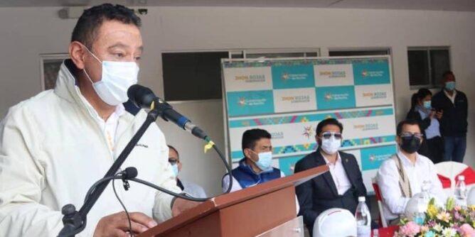 Gobernación de Nariño aporta 5 mil millones para culminar Hospital de La Cruz Nariño