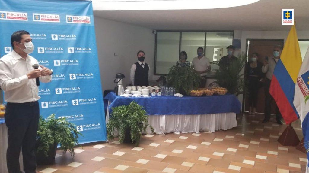 Habitantes de Popayán cuentan ahora con una nueva sede de la Fiscalía - Noticias de Colombia
