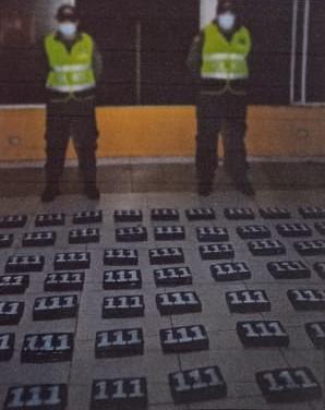 Incautan 240 kilos de clorhidrato de cocaína que estaban al interior de los recintos de la Sociedad Portuaria dentro varias tulas – Noticias Al Punto Buenaventura