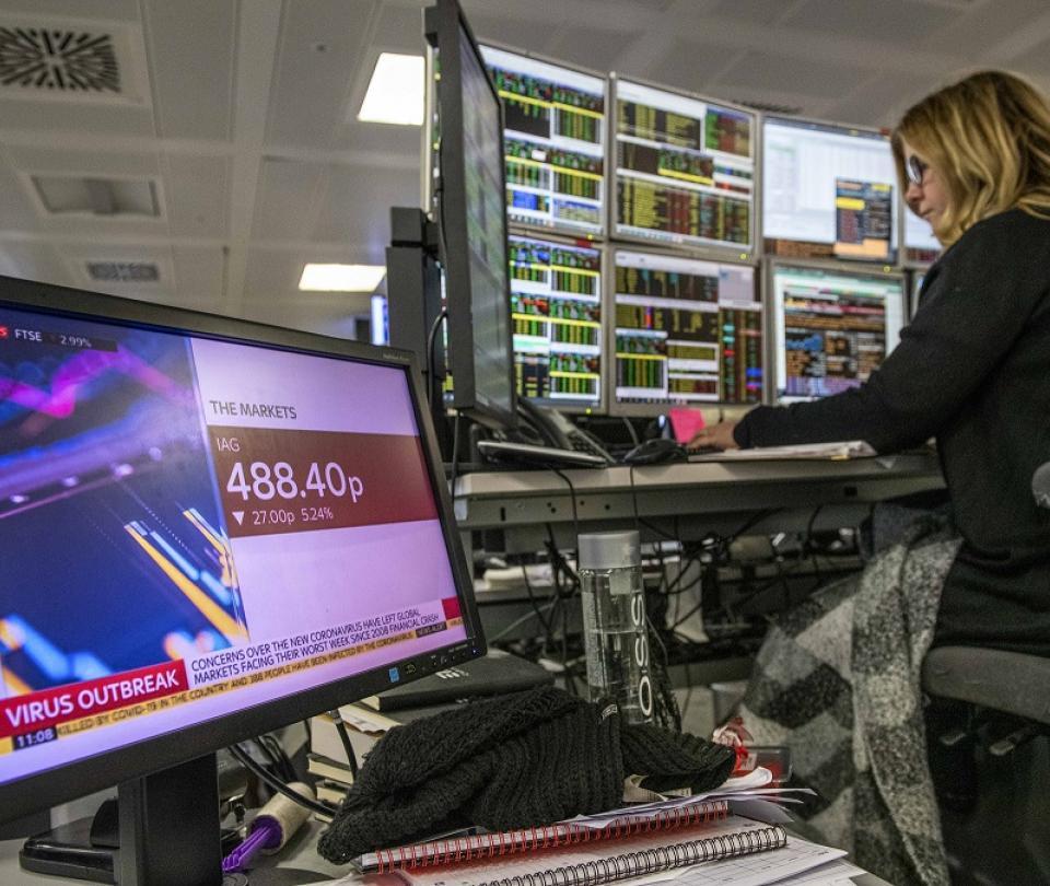 Industria de gestión de activos administra US$103.000 millones   Finanzas   Economía