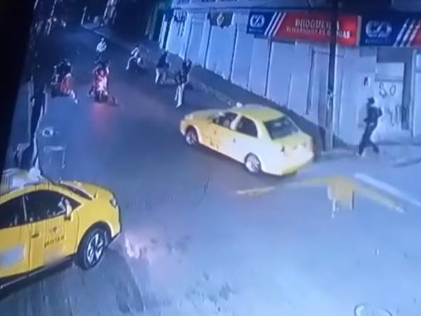 taxista en