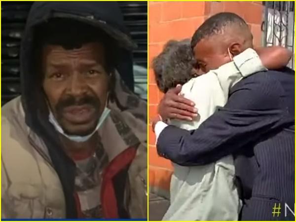 José se fue de casa a los 11 años, vivió en la calle y después de 35 años se reencontró con su madre.