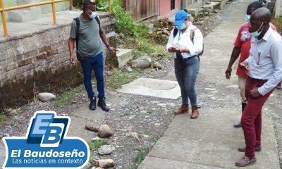 La Empresa Aguas del Chocó S.A – E.S.P gestor PDA entregó la obra del alcantarillado sanitario de Santa Rita cabecera municipal del Iró.