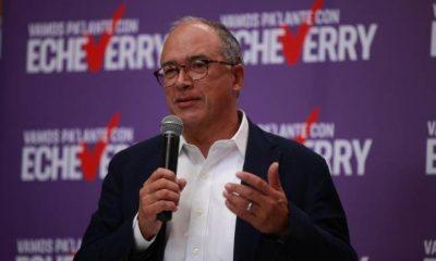 """""""La gente está muy aburrida de la polarización"""": Juan Carlos Echeverry"""