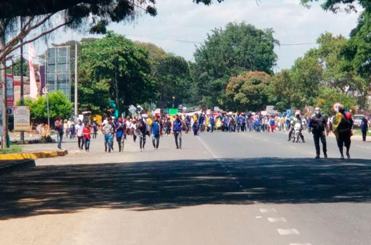 Manifestaciones silenciosas en 41 municipios del Valle para el 20 de julio
