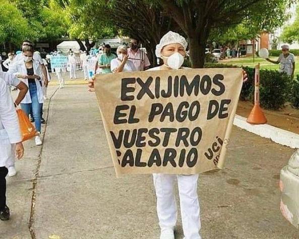 Médicos especialistas anuncian cese de  actividades en el Hospital Rosario Pumarejo