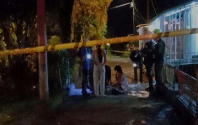 Nueve impactos de bala recibió Jorge Hernán Ávila en el barrio Puerto Espejo de Armenia