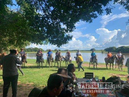Operadoras de turismo, periodistas nacionales y un influencer conocieron la riqueza turística de Casanare
