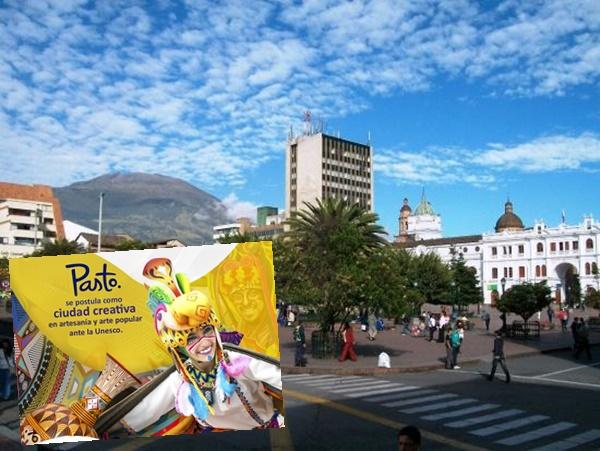 Pasto postulada ante la Unesco como 'Ciudad Creativa' que promueve la expresión cultural