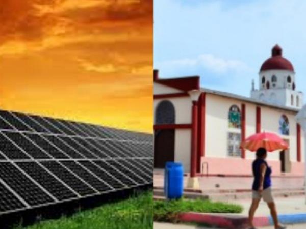 panel solar en Ponedera