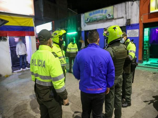 Por incumplir medidas otra vez sancionaron establecimientos nocturnos en Pasto