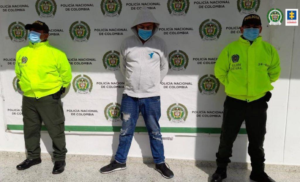Por violencia intrafamiliar envían a la cárcel a dos presuntos implicados en el Norte del Valle del Cauca