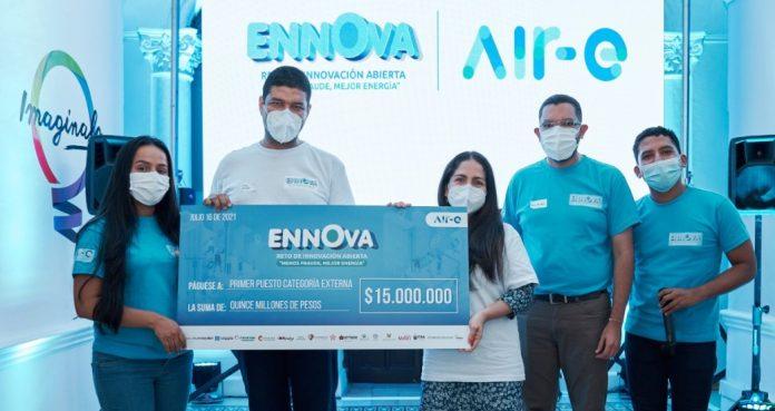 Durante la jornada de premiación se entregaron en total 40 millones de pesos a los ganadores en las categorías externos e internos.