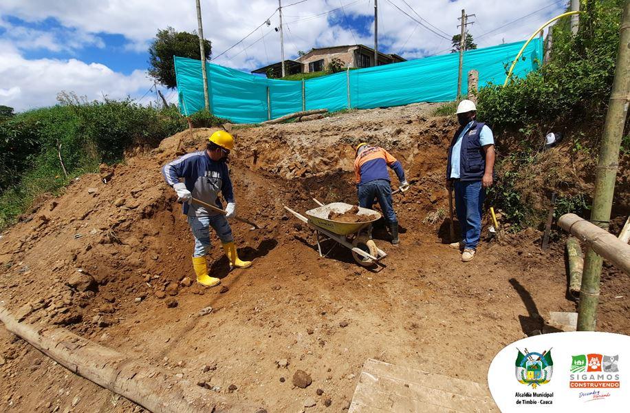 Primera visita técnica a obra de Quintas de San Camilo