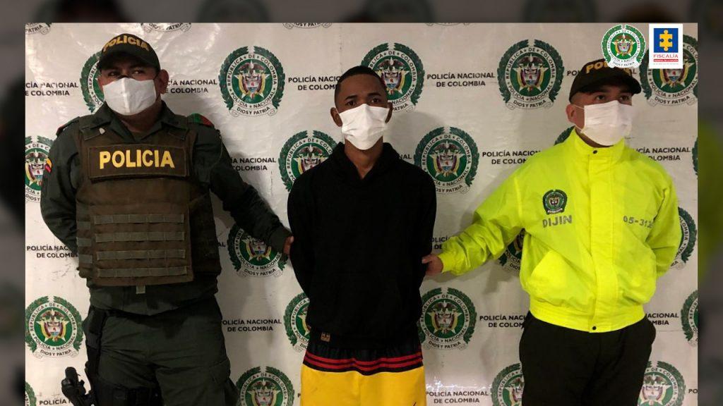 Privados de la libertad tres hombres presuntamente implicados en crímenes contra reincorporados en tres departamentos