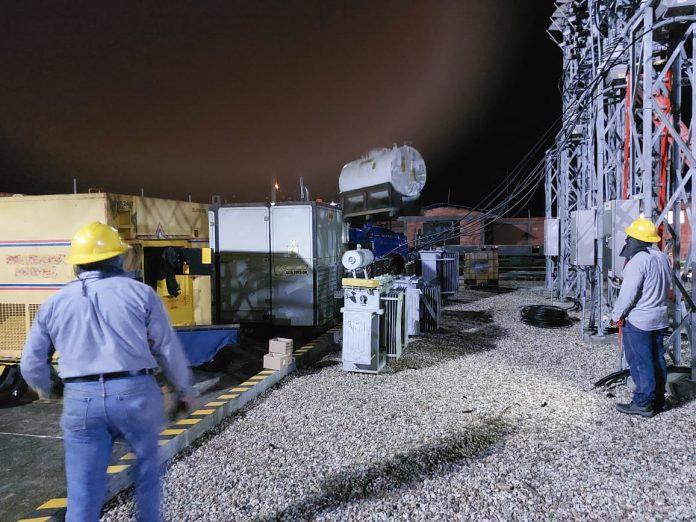 Se Inicio la operación de las 3 plantas eléctricas que nos permitirán ampliar el horario del suministro de energía de 4 a 6 horas en Arauca