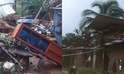 Siete municipios de Sucre están en emergencia debido a las fuertes lluvias