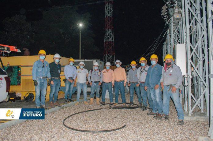 Tres, de los siete municipios de Arauca afectados, ya tienen servicio de energía