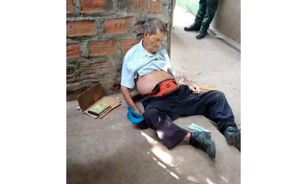 Vendedor ambulante murió en plena 'pea'