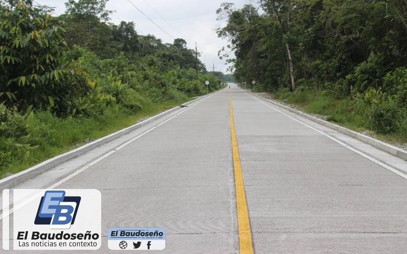 Vía Istmina-Pie de Pepé, una obra para el desarrollo y prosperidad de las comunidades. - Noticias de Colombia