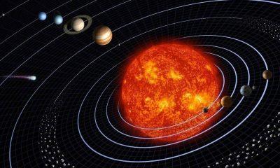 el campo magnético solar influyó en su formación