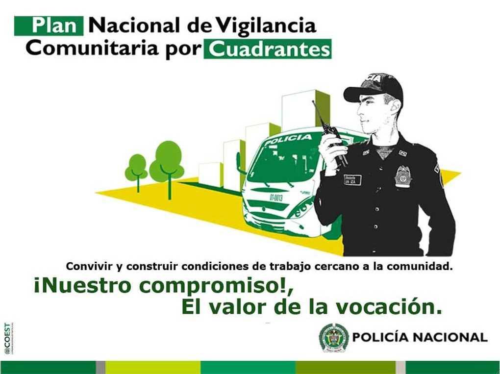 cuadrantes de policía de buenaventura