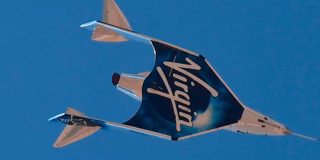 Virgin Galactic: todo lo que debes saber sobre su vuelo histórico
