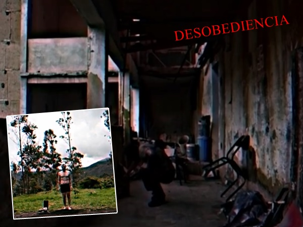 'Desobediencia' la película producida en Pasto que ya debuta en Amazon Prime