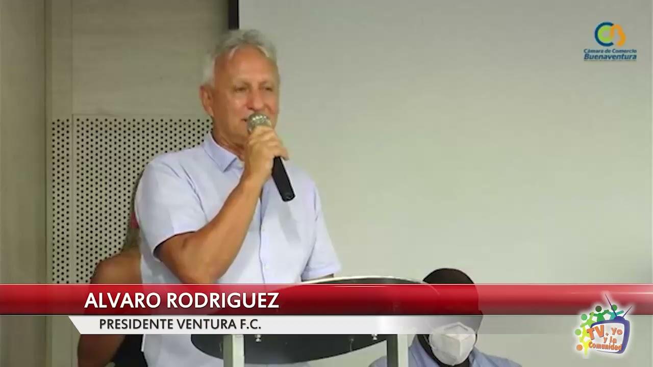 Lanzamiento oficial de Ventura Futbol Club | Noticias de Buenaventura, Colombia y el Mundo