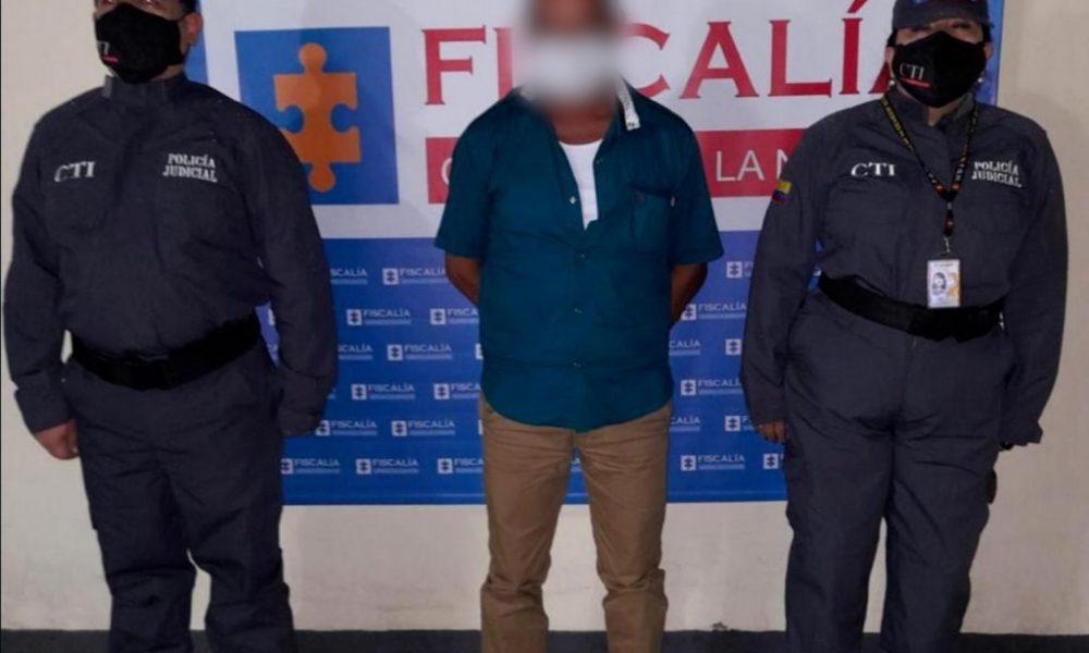 A la cárcel presunto agresor sexual de una menor en Meta