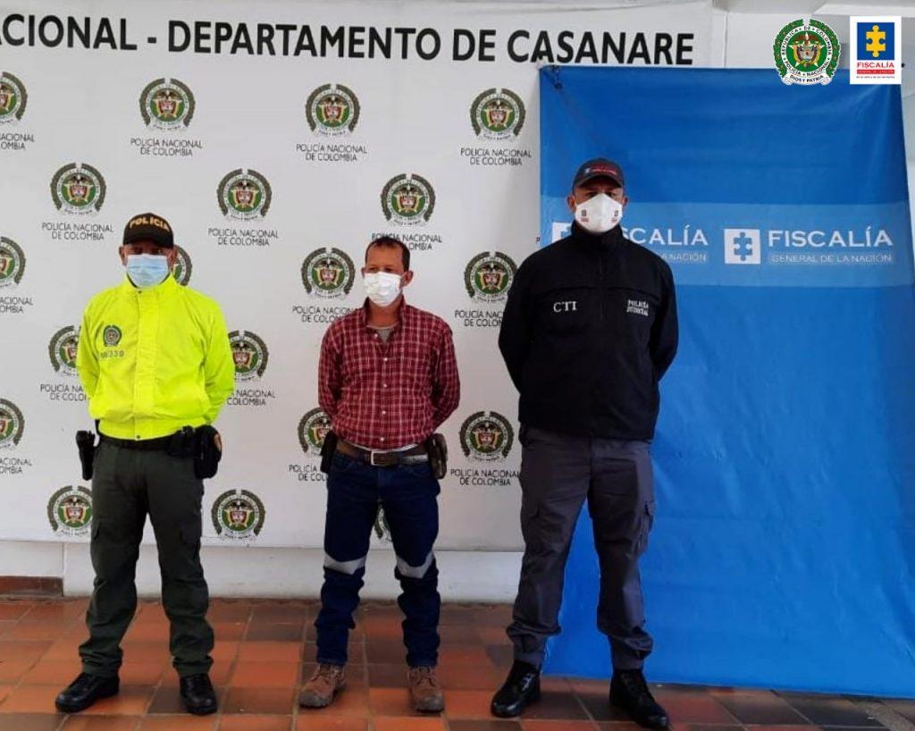 A la cárcel un presunto agresor sexual que habría sometido a vejámenes a tres menores de edad en Sabanalarga (Casanare) - Noticias de Colombia