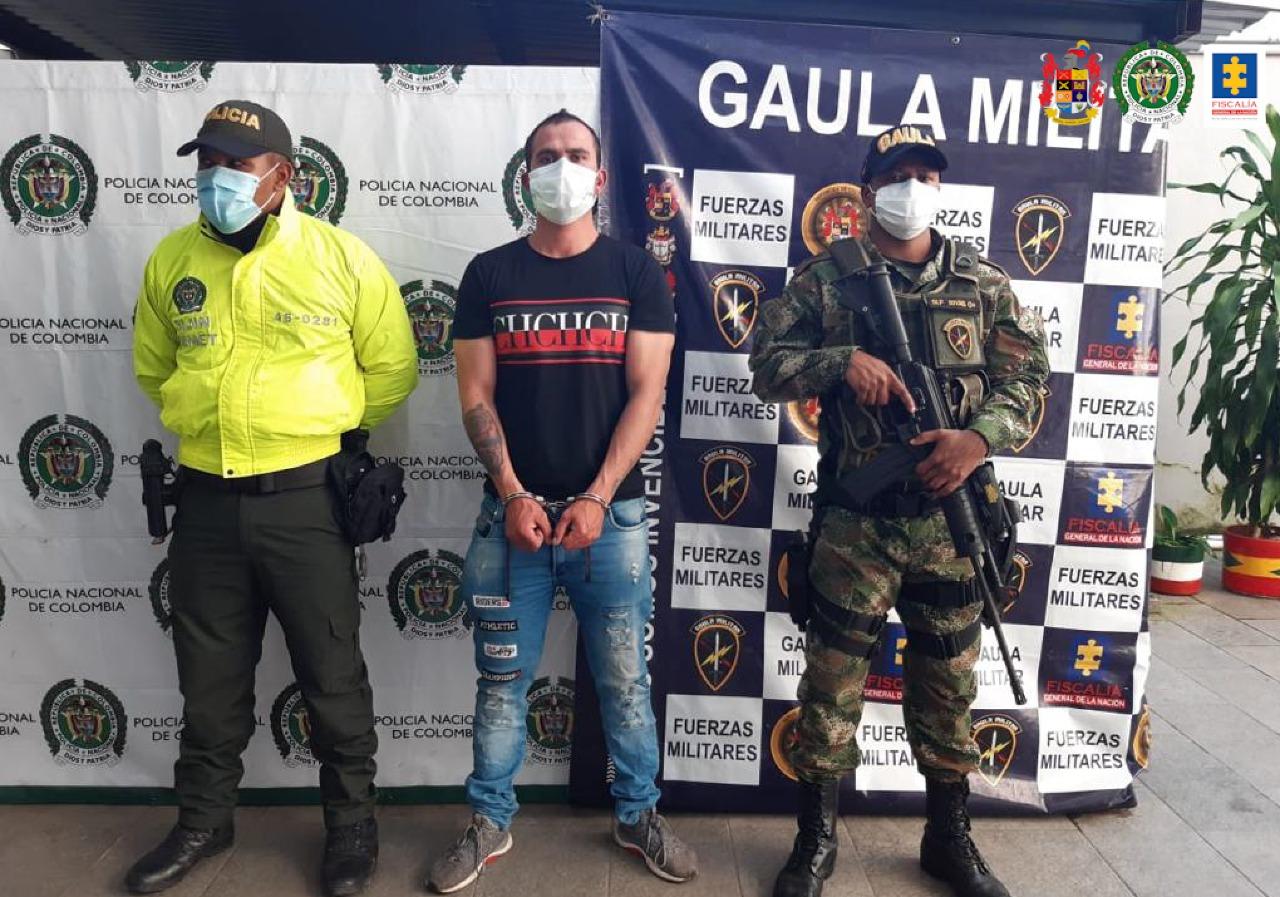 A la cárcel un soldado profesional, presuntamente, implicado en hurto - Noticias de Colombia