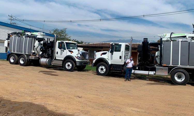 Acuavalle SA ESP ha adquirido vehículos de alta tecnología - Noticias de Colombia