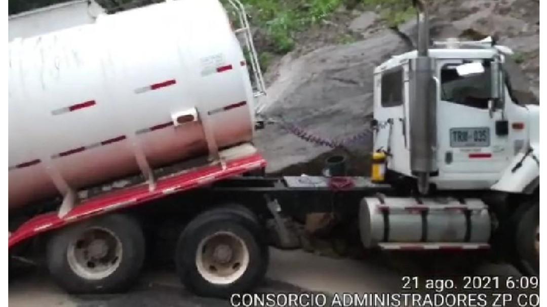 Al menos cuatro días permanecerá cerrada la vía Sogamoso – Aguazul - Noticias de Colombia