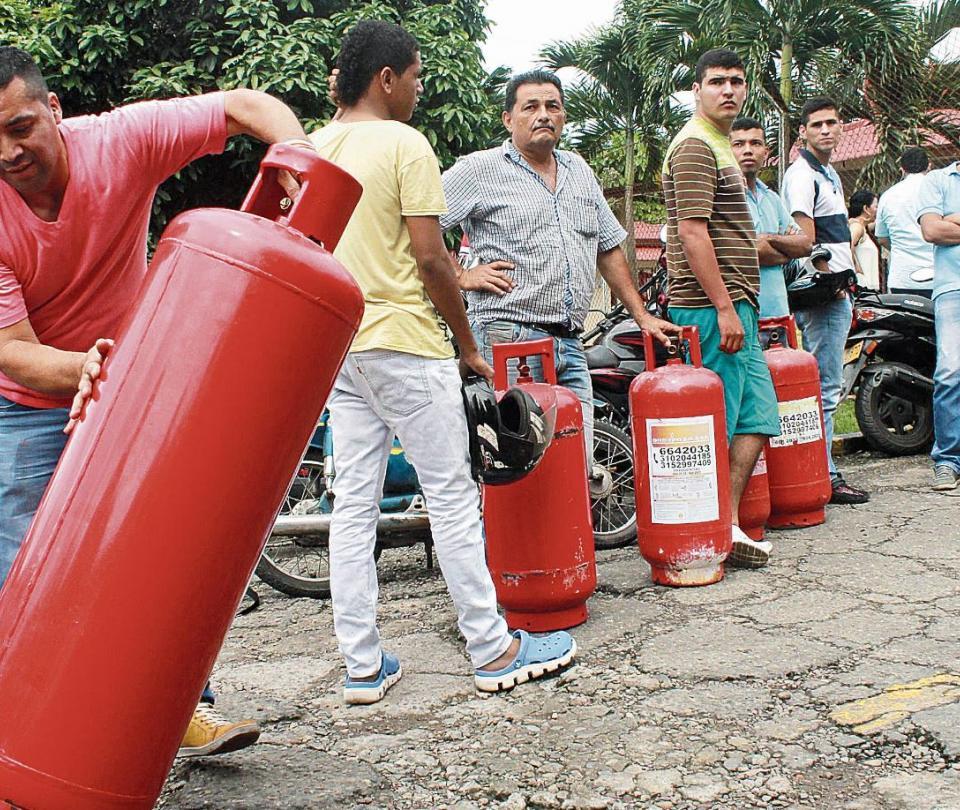 Alivio a las alzas del gas propano en estratos bajos | Economía