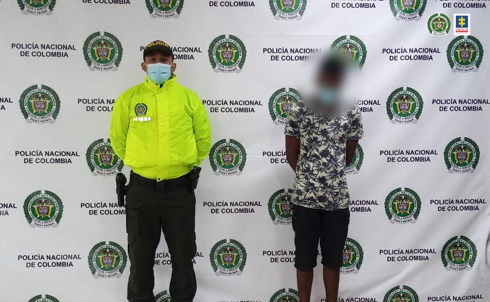 Asegurado por el presunto abuso sexual de una menor de 13 años - Noticias de Colombia