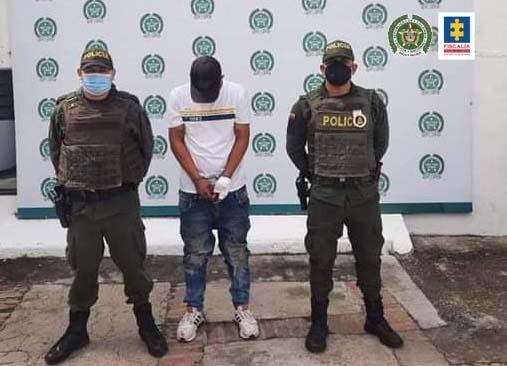 Asegurado presunto responsable del homicidio de una mujer en Ocaña - Noticias de Colombia