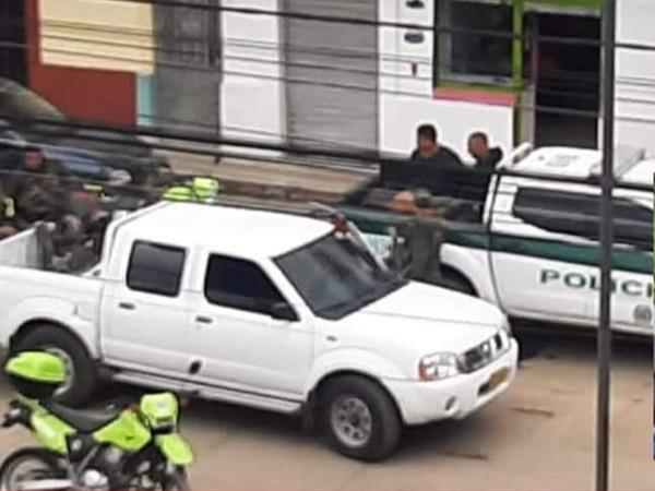 Atentado con granada habría dejado tres policías heridos en frontera de Nariño
