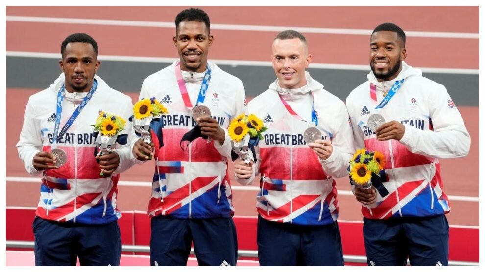 Athletics | Olympic Games 2020: Great Britain to be stripped of silver medal as Chijindu Ujah is suspended for doping