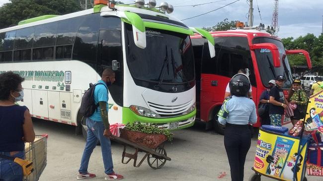Autoridades realizan operativos para controlar paseos de olla en Santa Marta - Noticias de Colombia