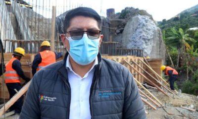 Avanzan obras de reconstrucción del Puente El Pindal - Noticias de Colombia